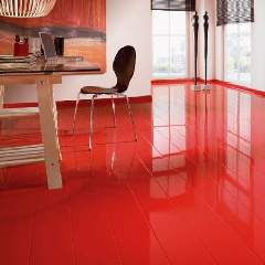 Ламинат HDM Superglanz Red  №772314 | Extrafloors